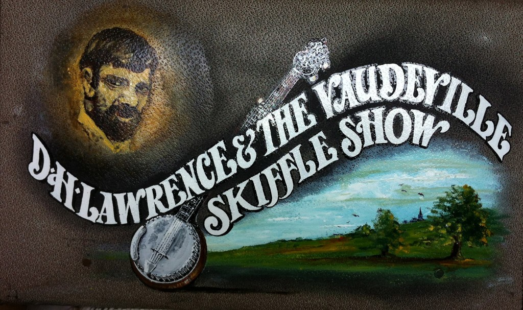DH Lawrence & The Vaudeville Skiffle Show